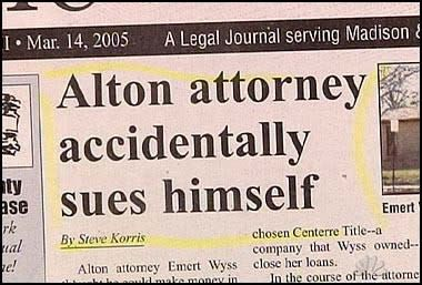 Probably The Worst Advice Ever Funny Headlines Bullying Stop