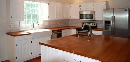 Boos Maple Counter Tops With Images Butcher Block Countertops Kitchen Cabinets Countertops