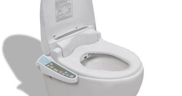 Cuvette suspendue abattant japonais lectronique toilette wc suspendue lunett - Toilette japonais prix ...