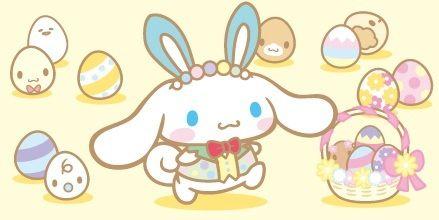 Cinnamoroll Easter Egg Cute Anime Wallpaper Sanrio Danshi Sanrio Wallpaper