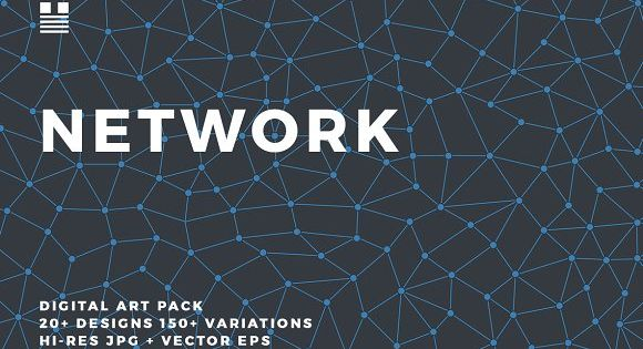 Network is a pattern bundle inspired by computer network structures