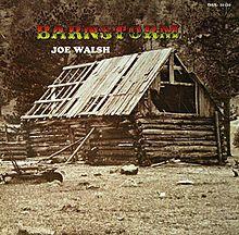 Joe Walsh Barnstorm Jpg Album Covers Album Classic Album Covers
