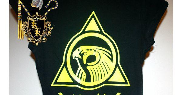 HERU/HORUS LOGO W/ MAAT FEATHERHorus Is The Son Of Osiris