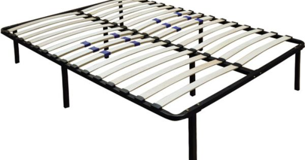 Platform Bed Frame Walmart For The Home Pinterest