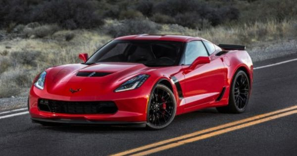 Chevrolet Corvette Z06 Top 10 Luxury Cars For Long Distance