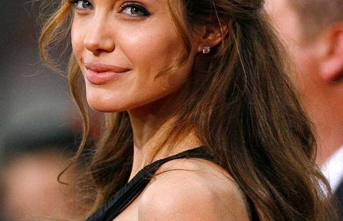 33 Angelina Jolie Hair... Angelina Jolie