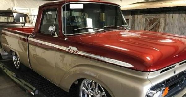 1970 Ford F100 For Sale In South Africa