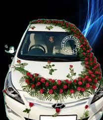 Keptalalat A Kovetkezore Wedding Car Decoration Photos Car Decor Wedding Car Wedding Car Decorations