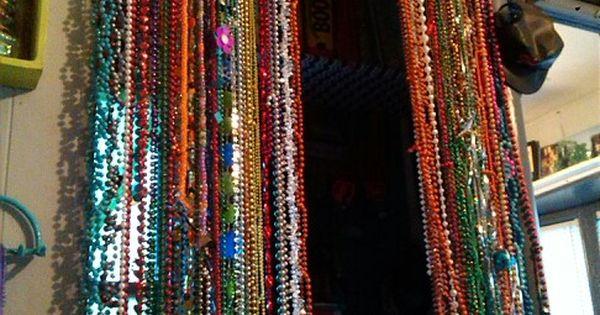 Boho Curtain Rod Ideas