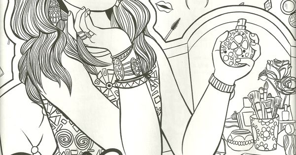 Dove Cameron Liv Maddie Mal Coloring Page My