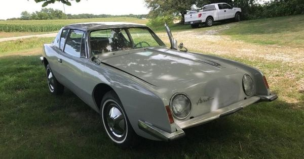 Car For Sale 1964 Studebaker Avanti Cars For Sale Studebaker