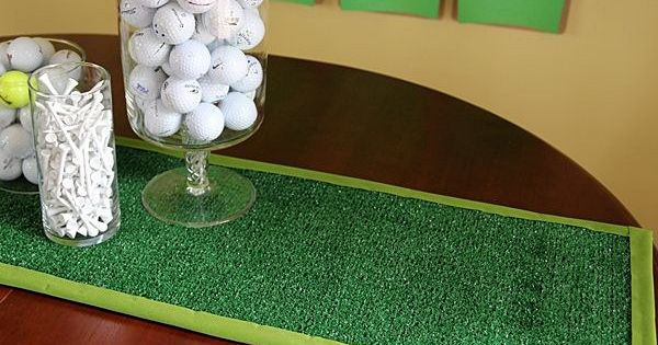 Astroturf table runner DIY   TABLE RUNNERS/MAT/TABLESCAPES ...