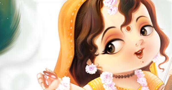 Mirabai Art Of Lovely Kukreja Pinterest Krishna