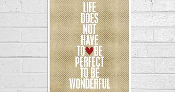truth :: Wonderful Life
