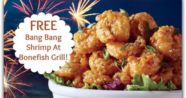 Bonefish grill coupon free bang bang shrimp randoms for Bone fish grill coupons