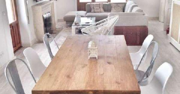Mil anuncios com mesa centro madera maciza muebles mesa - Venta segunda mano muebles ...