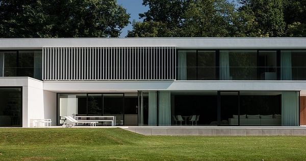Hs residence by cubyc architects casas de sonho for Huizen architectuur