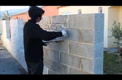 Fausse pierre par facade decoration guarneri youtube for Fausses pierres murales