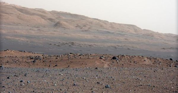 SCIENCE: A Martian day is 40 minutes longer than a day on