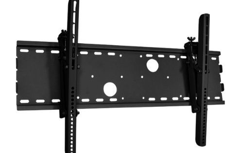 Black Adjustable Tilt Tilting Wall Mount Bracket For Sanyo