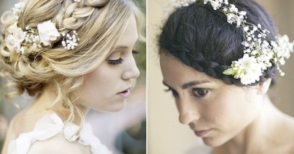 I love the blonds hair style. wedding hairstyles for medium length hair
