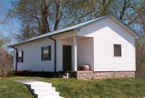 Kodiak Steel Homes Lancaster Steel House