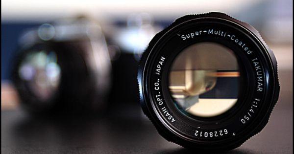 Asahi Pentax S M C Takumar 50mm F 1 4 By Popitz Via Flickr Pentax Cool Tech Pentax Camera