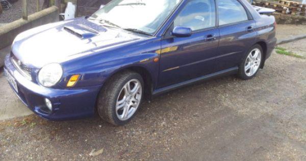 used subaru impreza hatchback 2008