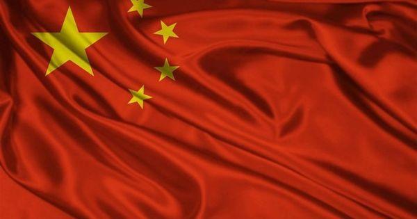 Descargar Fondos De Pantalla Bandera China 4k La Seda La Republica Popular De China La Bandera De China Las Banderas La Bandera China Besthqwallpapers Com Bandera Imagenes De Banderas Banderas