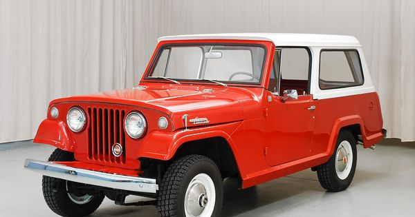 1969 jeep jeepster commando hyman ltd classic cars jeepster commando pinterest jeeps. Black Bedroom Furniture Sets. Home Design Ideas