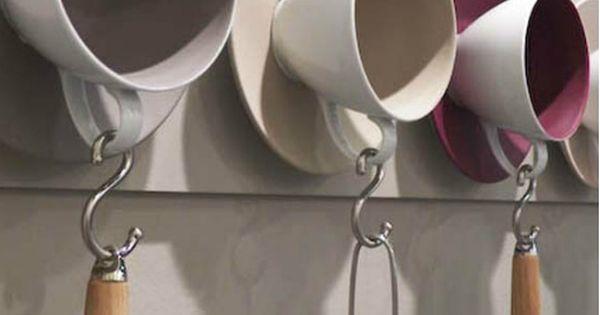 mit alten tassen k che pinterest tassen alter und k che. Black Bedroom Furniture Sets. Home Design Ideas