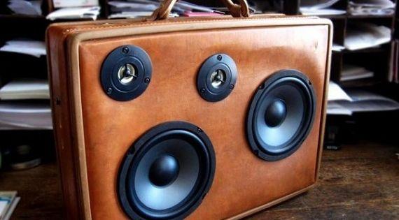 laser bluetooth speaker instructions