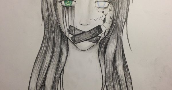 drawing depression - Google Search | Drawings | Pinterest ...