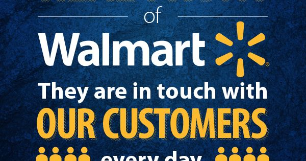 sam walton said   u0026quot store associates are the real front of