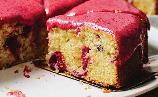 Ricotta cake, Ricotta and Cranberries on Pinterest