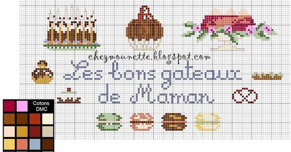 Nappe Cup Cake Et Macaron