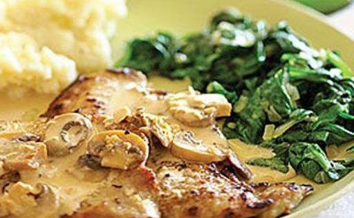 Recette escalopes de veau normandes notre recette for Aufeminin cuisine