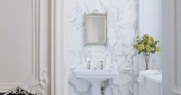 Pin by teresa davis on bathrooms pinterest more elle for Bathroom elle decor
