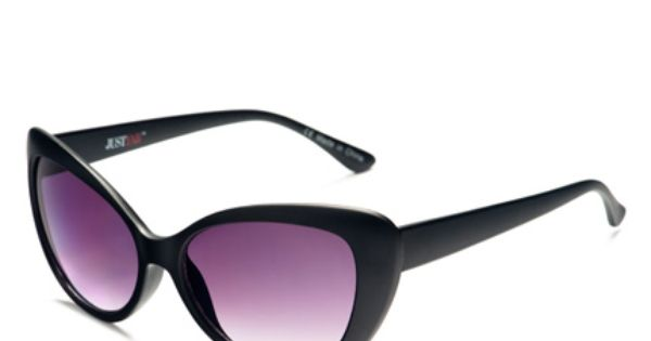 www.justfab.com belize black sunglasses