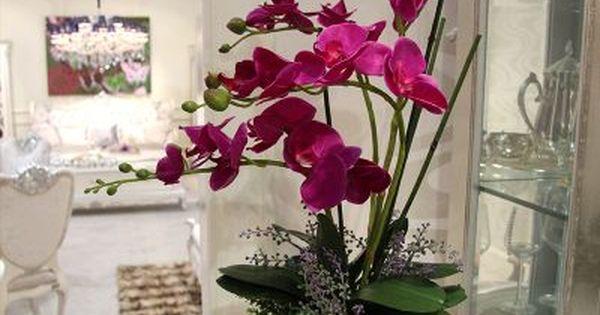 Artificial Flowers Orchid Arrangements Orchid Flower Arrangements Orchid Arrangements Artificial Flower Arrangements
