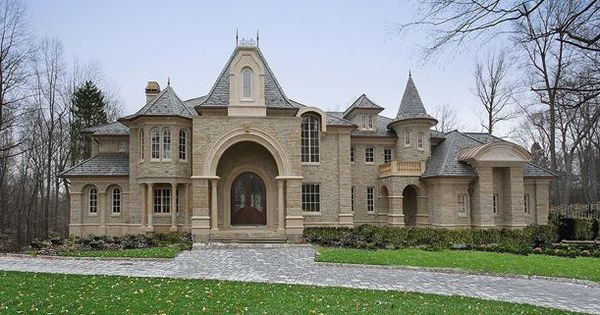 Chateauesque Style Home Mansions Estates And Beautiful
