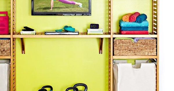 Small space home gym hacks for your tiny apartment