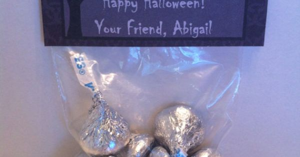 ... party | Pinterest | Halloween Treat Bags, Bag Toppers and Halloween