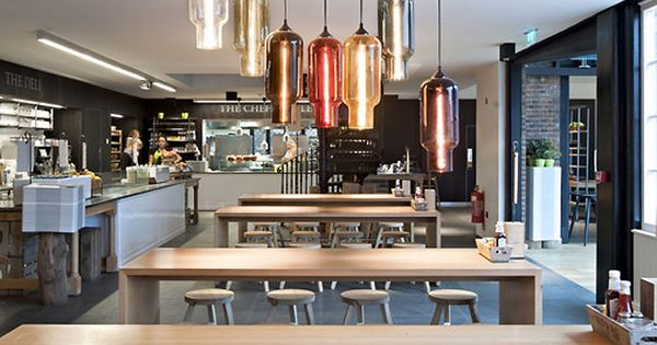 Coach house restaurant by shh hatfield retail design for Food bar hadfield