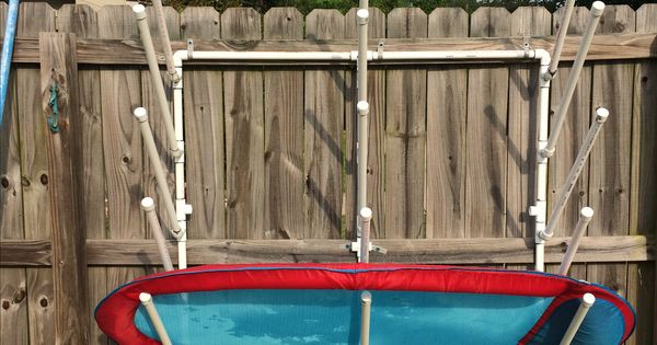 Pvc Pipe Float Holder Yard Work Pinterest Pvc Pipes