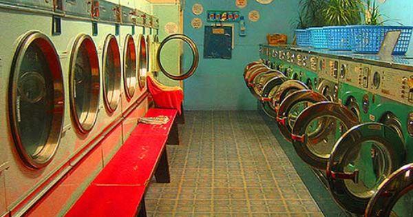 London Laundry Mat Laundromat Coin Laundry