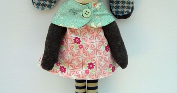Nooshka brilliant!! - Love this little rag doll...
