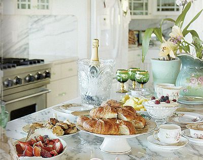 Fabulous Mother's Day Brunch ideas! Image via Better Homes & Gardens @Gayle