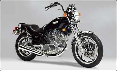 The 1981 Virago 750 Was Part Of Yamaha S Virago Line Of Cruisers For Many Years Before Yamaha Created Its Cruiser Divisio Yamaha Yamaha Virago Star Motorcycles