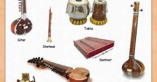 Hindustani (North Indian) Instruments. This is the performance ...